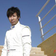 Kobayashi llega a la Fórmula 1
