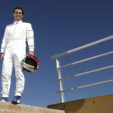 Pedro competirá este año