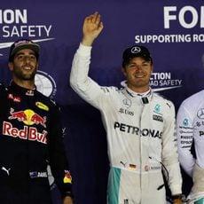 GP de Singapur 2016: sábado