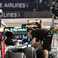 Nico Rosberg y su máquina dominante