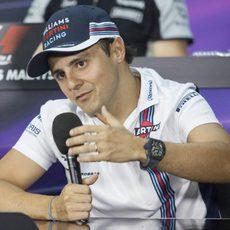 Felipe Massa habla sobre el GP de Brasil y su futuro