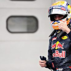 Max Verstappen luchará por el podio en Malasia