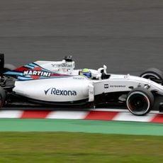 Felipe Massa afronta su último GP de Japón en F1