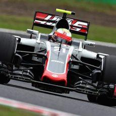 Esteban Gutiérrez alcanza la Q3 en Japón