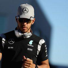 Lewis Hamilton necesita concentración