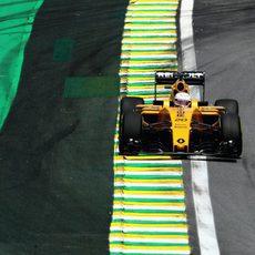 Kevin Magnussen afronta su penúltimo GP con Renault