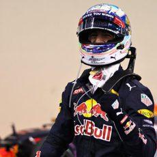 Tercera plaza en parrilla para Daniel Ricciardo
