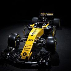 Parte delantera del RS17