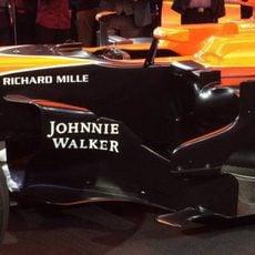 Presentación del McLaren MCL32