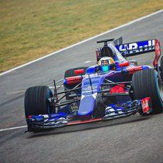 Presentación del Toro Rosso STR12