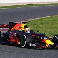 Daniel Ricciardo con su RB13