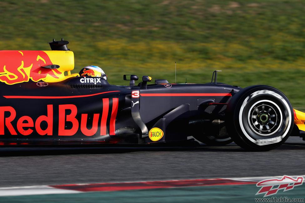 El nuevo monoplaza de Red Bull