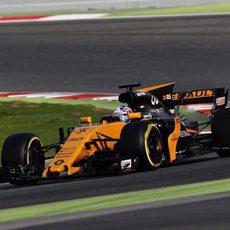 53 vueltas para un Renault con problemas