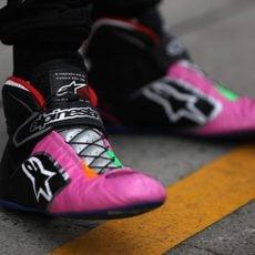Force India afina los últimos detalles de su vestimenta