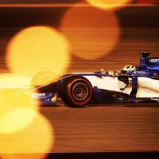 Ericsson mostró mejor ritmo que Wehrlein
