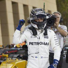Primera pole del año para Valtteri Bottas
