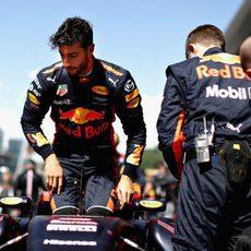 Mala suerte para Ricciardo