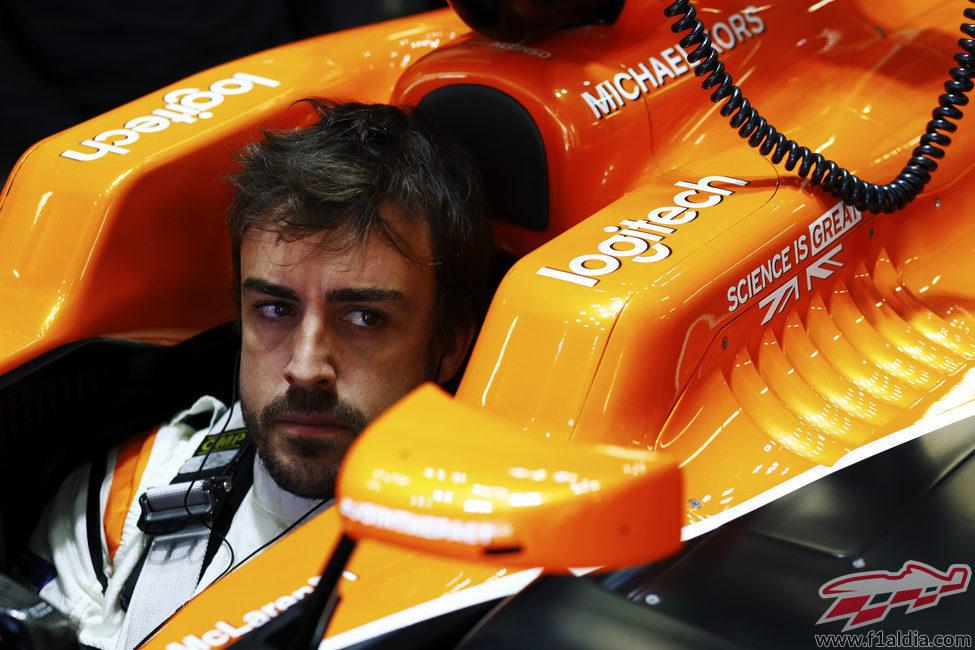 Esta vez le tocó a Fernando