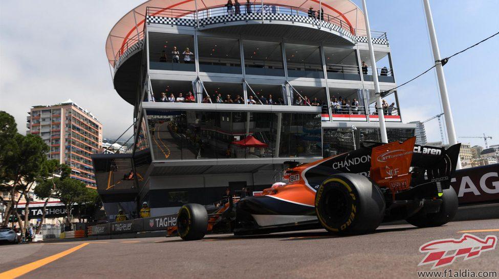 Jenson Button regresa al Gran Circo