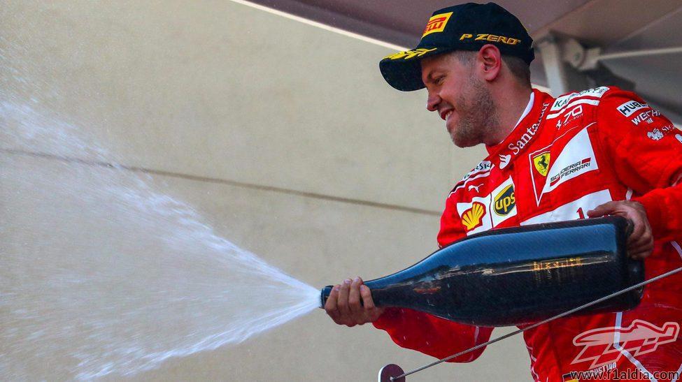 Sebastian Vettel gana el GP de Mónaco 2017