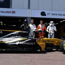Renault y Star Wars