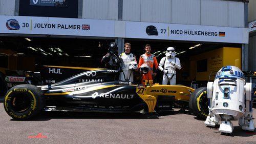 Renault y Star Wars
