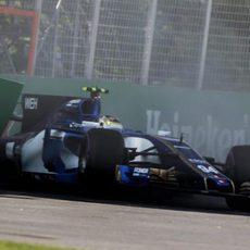 Accidentada sesión de clasificación para Wehrlein