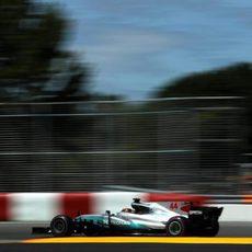 Lewis Hamilton iguala las poles de Ayrton Senna