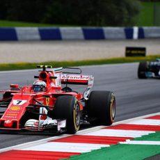 Nuevo asalto por el campeonato en Austria