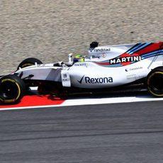 Decepción para Williams en clasificación
