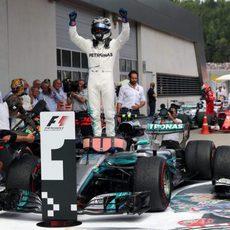 Segunda victoria para Valtteri Bottas en 2017
