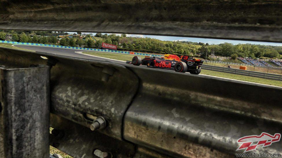 Ricciardo, el más rápido del viernes