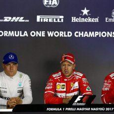 GP de Hungría 2017: sábado