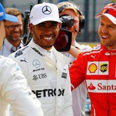 GP de Bélgica 2017: sábado