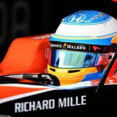 Fernando Alonso pasa a Q3 en Malasia