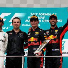GP de Malasia 2017: domingo