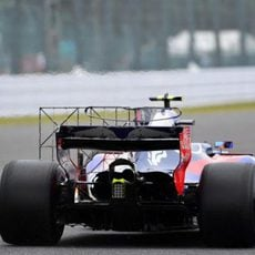 GP de Japón 2017: viernes