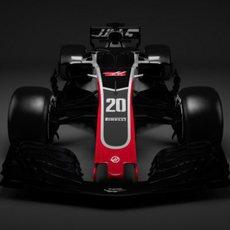 Presentación 2018: Haas VF-18