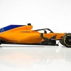 McLaren presenta su coche para 2018: el MCL33
