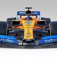 Presentaciones 2019: McLaren MCL34