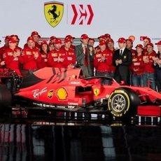 Presentaciones 2019: Ferrari SF90