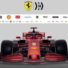 Presentaciones 2020: Ferrari SF1000