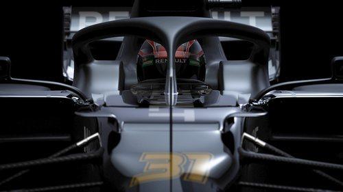 Vista frontal del RS20