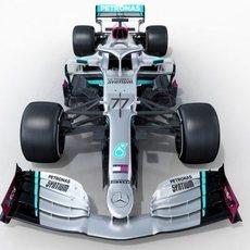 Presentaciones 2020: Mercedes W11