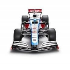 Presentaciones 2020: Williams FW43