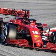 Leclerc se sube al SF1000