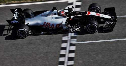 El Haas vuelve a su esencia para retomar el camino correcto