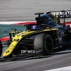Fernando Alonso vuelve al Renault