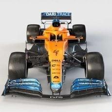 Presentaciones 2021: McLaren MCL35M