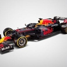 Presentaciones 2021: Red Bull Racing RB16B
